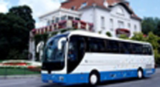 Limousine service, bus tours, coach rental, panorama flights